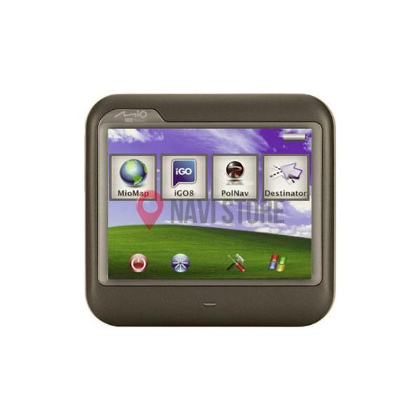 Opravy a aktualizace - LCD display + dotyková vrstva Mio C230