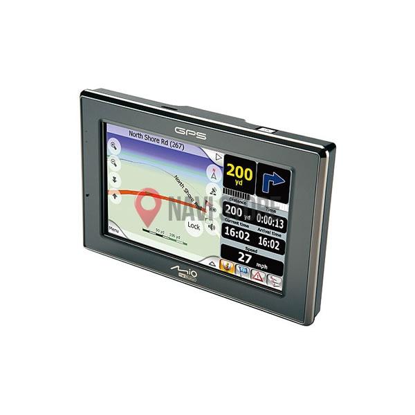 Opravy a aktualizace - LCD display + dotyková vrstva Mio C520