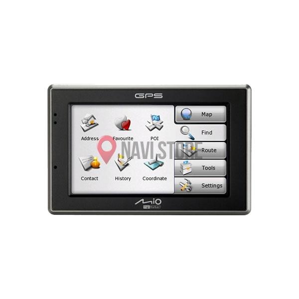 Opravy a aktualizace - LCD display + dotyková vrstva Mio C620