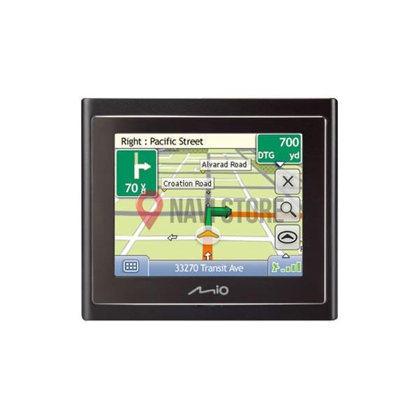 Opravy a aktualizace - LCD display + dotyková vrstva Mio MOOV 200