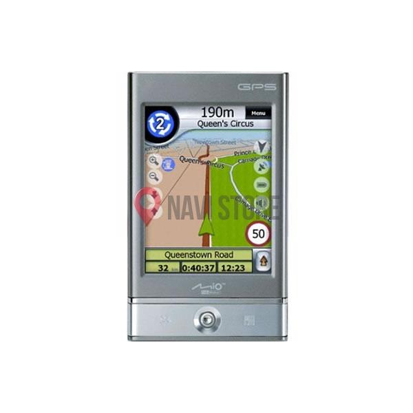 Opravy a aktualizace - LCD display + dotyková vrstva Mio P360, Mio P350, Mio A201, Mio C510, Mio P550, Mio C710