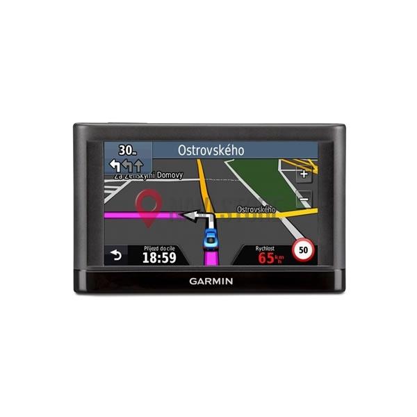 Opravy a aktualizace - LCD display + dotyková vrstva Garmin Nüvi 52EE