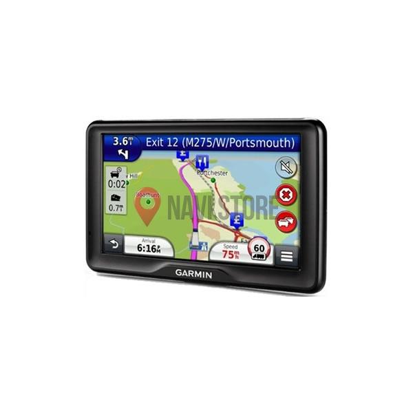 Opravy a aktualizace - LCD display + dotyková vrstva Garmin Dezl 760T
