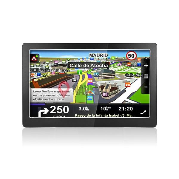 """Opravy a aktualizace - LCD display + dotyková vrstva pro 7"""" GPS navigaci"""