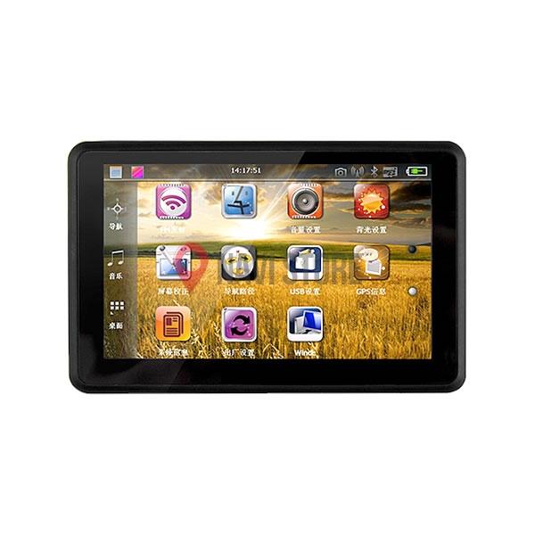 """Opravy a aktualizace - LCD display + dotyková vrstva pro 5"""" GPS navigaci"""
