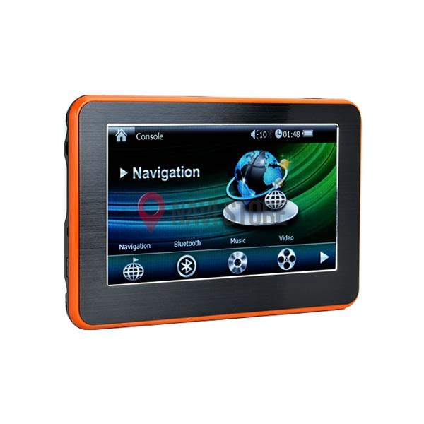"""Opravy a aktualizace - LCD display + dotyková vrstva pro 4,3"""" GPS navigaci"""