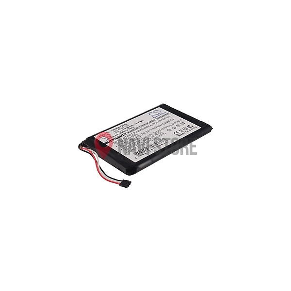 Opravy a aktualizace - Baterie CS-IQN120SL /  Garmin Nuvi 1200, Nuvi 1205, Nuvi 1205W, Nuvi 1250, Nuvi 1255W, Nuvi 1260, Nuvi 1260W, Nuvi 140T, Nuvi 150T