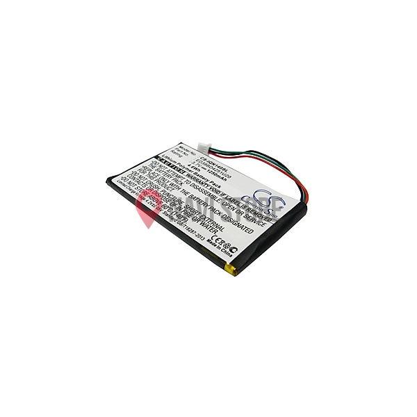 Opravy a aktualizace - Baterie CS-IQN140SL /  Garmin Nuvi 1400, Nuvi 1450, Nuvi 1450, Nuvi 1490, Nuvi 1490T, Nuvi 1490T Pro, Nuvi 1490TV