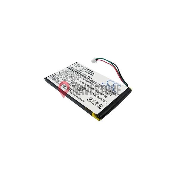 Opravy a aktualizace - Baterie CS-IQN285SL /  Garmin Nuvi 285, Nuvi 285W, Nuvi 285WT