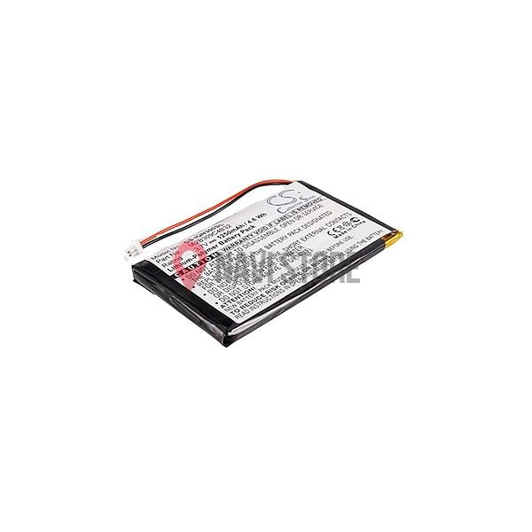 Opravy a aktualizace - Baterie CS-IQN300SL /  Garmin Nuvi 300, Nuvi 300T, Nuvi 310, Nuvi 310D, Nuvi 310T, Nuvi 350, Nuvi 350T, Nuvi 360, Nuvi 360T, Nuvi 370