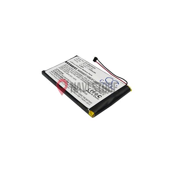 Opravy a aktualizace - Baterie CS-GMD560SL /  Garmin Dezl 560LMT, Dezl 560LT, Dezl 560LMT