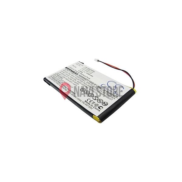 Opravy a aktualizace - Baterie CS-IQN700SL /  Garmin Nuvi 700