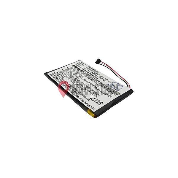 Opravy a aktualizace - Baterie CS-IQN370SL /  Garmin Nuvi 3700, Nuvi 3760, Nuvi 3760T, Nuvi 3790, Nuvi 3790T, Nuvi 3750