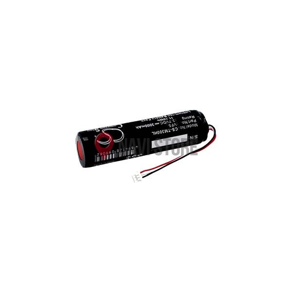 Opravy a aktualizace - Baterie CS-TM300HL / TomTom Go 300, Go 400, Go 500, Go 530, Go 530T, Go 510, Go 510T, Go 600, Go 700, Go 700T, Go 710, Go 910, Go 4D00.001H