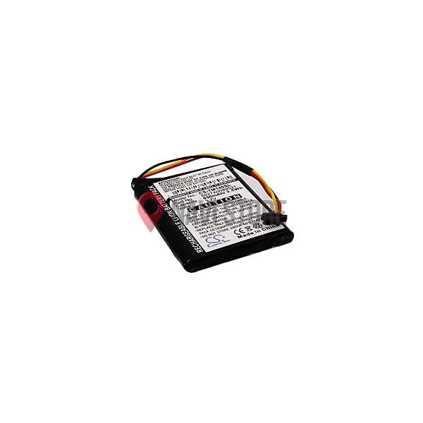 Opravy a aktualizace - Baterie CS-TM140SL /  TomTom One 140, 1EK0.052.02, One 140S US, One 140S, 4EK0.001.02