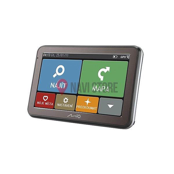 GPS navigace - Mio Spirit 7550 Lifetime