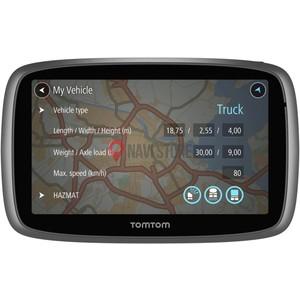 TomTom Trucker 500 TMC