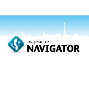 MapFactor Navigator 16 - Evropa