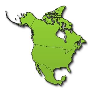 OWIRO - Kanada, USA a Mexiko