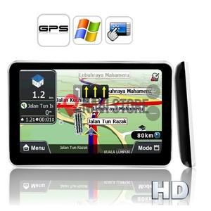 """5.0"""" multimedialní GPS navigace DS501T -  LIFETIME - TRUCK, TIR i OA"""