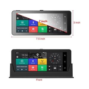 """7"""" GPS navigace ANDROID s WIFI, DVR kamerou, bluetooth, DS796 - TRUCK, TIR i OA"""