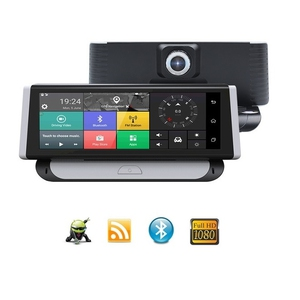 """8"""" GPS navigace na palubní desku s WIFI, DVR kamerou, ds898 - TRUCK, TIR i OA"""