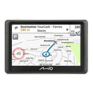 "MIO Spirit 7700 GPS navigace, LCD 5"", mapy EU, Lifetime"