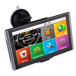 "7.0"" GPS navigace s bluetooth DS702-TB ULTRA slim pro TRUCK, TIR i OA"
