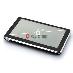 """6.0"""" multimediální GPS navigace DS600T+ LIFETIME - TRUCK, TIR i OA"""