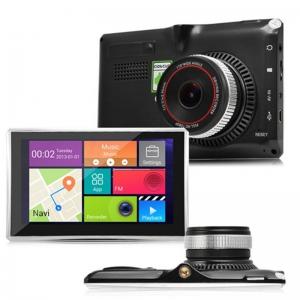 "5"" gps navigace s DVR kamerou a WiFi - TRUCK, TIR i OA, DS505"