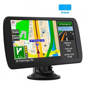 9.0 LCD ANDROID GPS navigace ns913a pro TRUCK, TIR, BUS i OA
