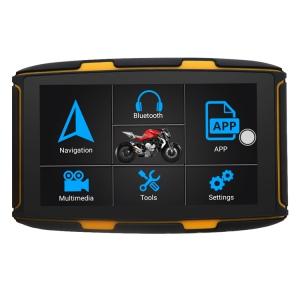 5.0 moto navigace ANDROID - bluetooth, wifi, lifetime