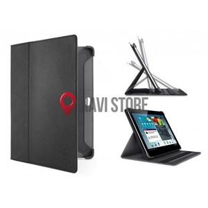 Černé kožené pouzdro pro LCD tablet - různé velikosti