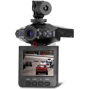 """HD kamera do automobilu HD560 - 2,5"""" TFT display, noční vidění, otočné LCD"""