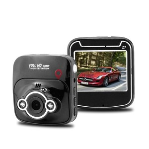 """Mini 1,5"""" DVR kamera Z7 s nočním viděním, full HD, 170° úhel záběru"""