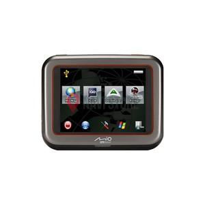LCD display + dotyková vrstva Mio C220