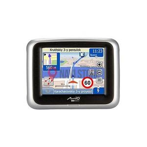 LCD display + dotyková vrstva Mio C250