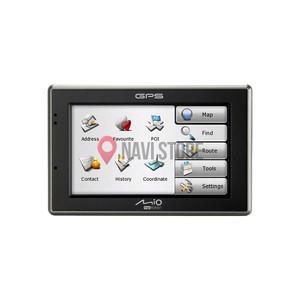LCD display + dotyková vrstva Mio C620