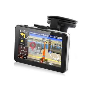 """5.0"""" GPS navigace s bluetooth DS502-TB lifetime, TRUCK, TIR i OA"""